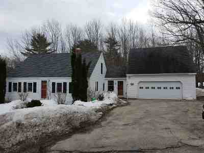 Carroll County Single Family Home For Sale: 100 Province Lake Road