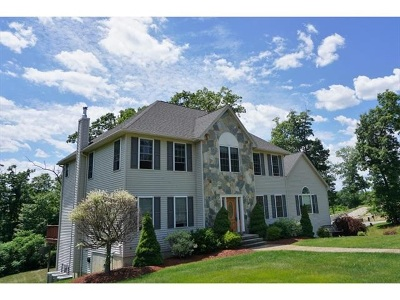 Hudson, Litchfield, Nashua, Londonderry Single Family Home For Sale: 36 James Way Way
