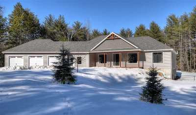Gilford Single Family Home Active Under Contract: 23 Sand Hill Road