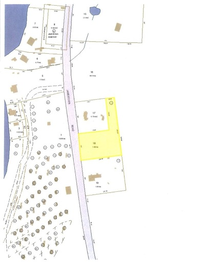Belknap County Residential Lots & Land For Sale: 396 Jamestown Road