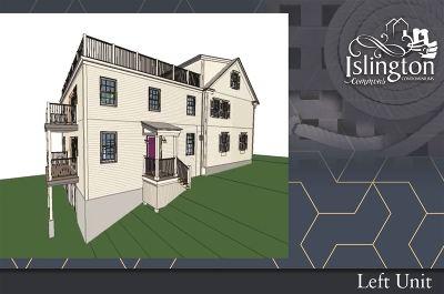 Condo/Townhouse For Sale: 428 Islington Street