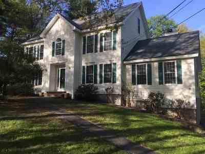 Salem Single Family Home For Sale: 36 Sylvan Drive
