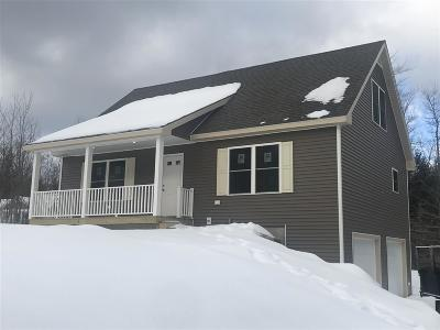 Belknap County Single Family Home For Sale: Lot 3 Ingalls Terrace