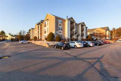 Hudson, Litchfield, Nashua, Londonderry Condo/Townhouse For Sale: 186 Cannongate Iii Road #3