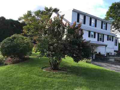 Nashua Single Family Home For Sale: 6 Trombly Terrace