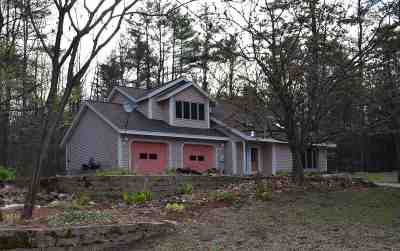 Single Family Home For Sale: 37 Great Pines Circle