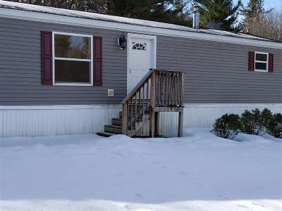 Belknap County Rental For Rent: 81 Bowman Road