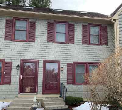 Nashua Condo/Townhouse For Sale: 94 Bartemus Trail