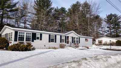 Hopkinton Mobile/Manufactured For Sale: 23 Stacey Drive