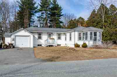 Salem Single Family Home For Sale: 18 Granite Avenue
