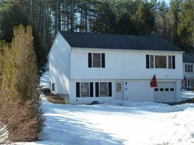 Belknap County Single Family Home For Sale: 17 Glenridge Road