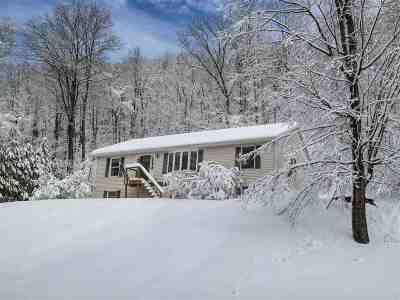 Addison County Single Family Home For Sale: 14 Broadview Estate