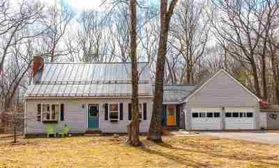 Chittenden County Single Family Home For Sale: 35 Skyline Drive