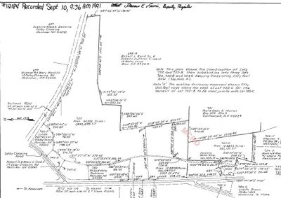Merrimack County Residential Lots & Land For Sale: Weare Road #752