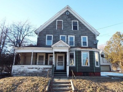 Methuen, Lowell, Haverhill Multi Family Home For Sale: 11 Beech Street