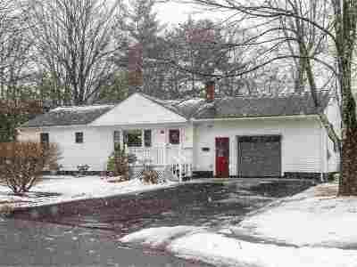 Chittenden County Single Family Home For Sale: 57 McIntosh Avenue