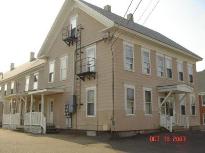 Merrimack County Rental For Rent: 15 Elm #5