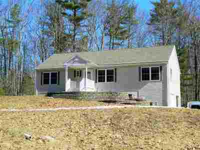 Strafford County Single Family Home For Sale: 10 Ela Mill Road
