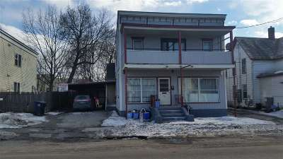 Chittenden County Multi Family Home For Sale: 79 Archibald Street