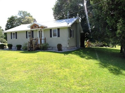 Fletcher Single Family Home Active Under Contract: 114 Shaw Road