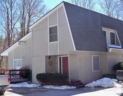 Rutland Town Condo/Townhouse For Sale: 57 Silver Birch Place #2A