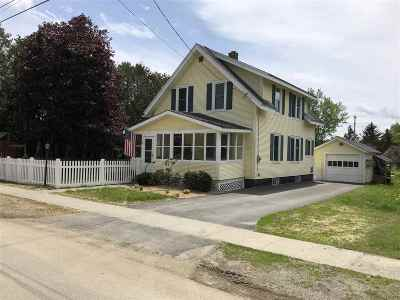 Morristown Single Family Home For Sale: 109 Wilkins Street