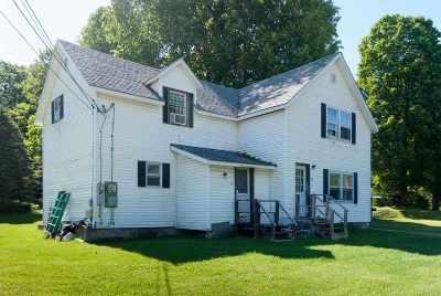 Milton Multi Family Home For Sale: 74-76 Railroad Street