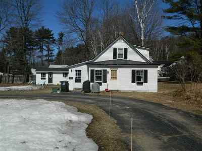 Belknap County Single Family Home For Sale: 196 Pine Street
