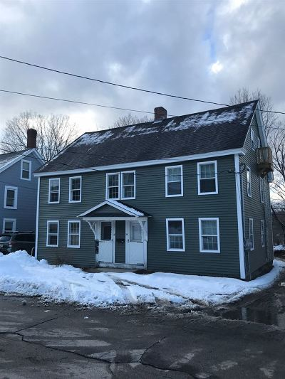 Concord Multi Family Home Active Under Contract: 37-39 Summer Street
