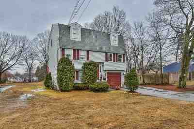 Methuen, Lowell, Haverhill Single Family Home For Sale: 192 Lowell Street