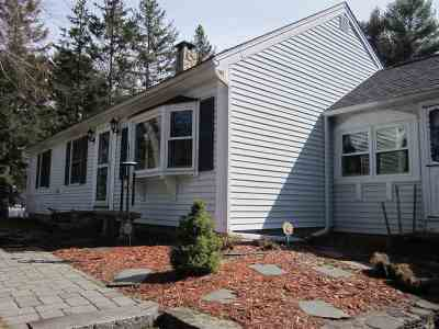 Belknap County Single Family Home For Sale: 15 Hatch Drive