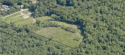 Merrimack County Residential Lots & Land For Sale: 1621 Hooksett Road