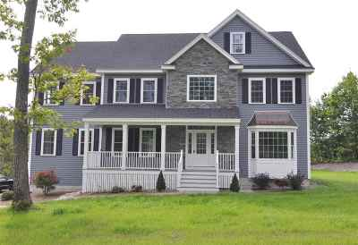Hollis Single Family Home For Sale: 83 Long Hill Road #6
