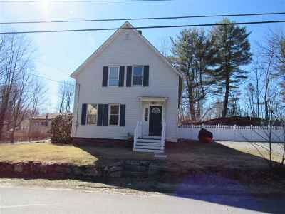 Merrimack County Single Family Home For Sale: 7 Queen Street
