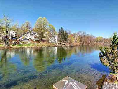 Belknap County Single Family Home For Sale: 16 Riverside Court