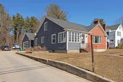 Strafford County Single Family Home For Sale: 198 South Main Street Common