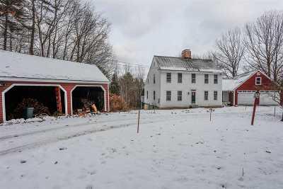 Merrimack County Rental For Rent: 740 Broad Cove Road