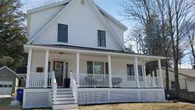Manchester Single Family Home For Sale: 561 Hall Street