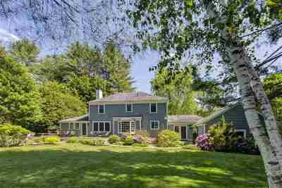 Hanover Single Family Home For Sale: 5 Wyeth Road