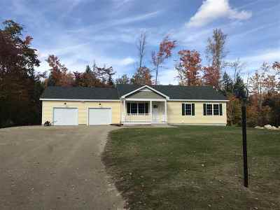 Belknap County Single Family Home For Sale: Lot 4 Ingalls Terrace