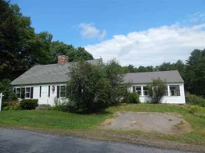 Belknap County Single Family Home For Sale: 435 School Street