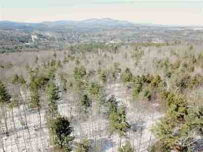 Merrimack County Residential Lots & Land For Sale: Kelly Hill Road