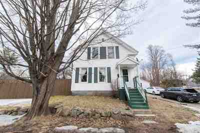 Concord Single Family Home For Sale: 45 Charles Street