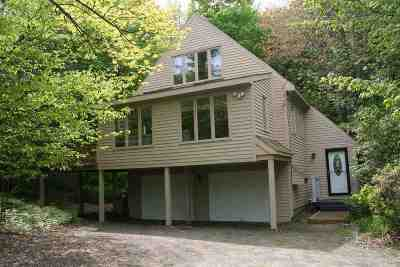Hartford Single Family Home For Sale: 125 Redfield Proctor Road