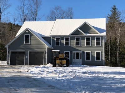 Weare Single Family Home Active Under Contract: 57.1 Perkins Pond Road