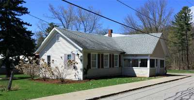 Middlebury Multi Family Home For Sale: 1 Piper Road