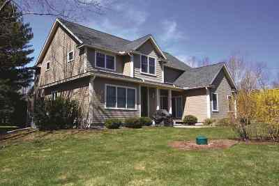 Laconia Single Family Home For Sale: 86 Captains Walk