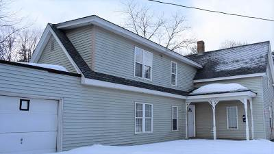 Plymouth Single Family Home For Sale: 9 Crawford Street