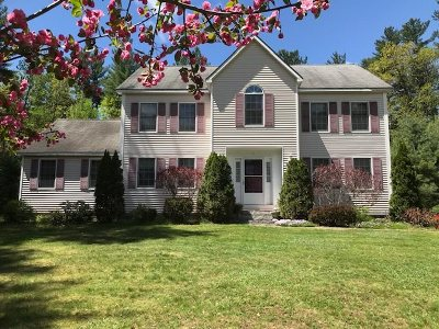 Londonderry Single Family Home For Sale: 2 Burbank Rd