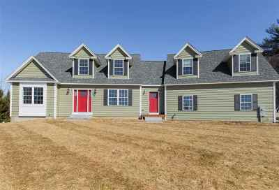Litchfield Single Family Home For Sale: 375 Charles Bancroft Highway